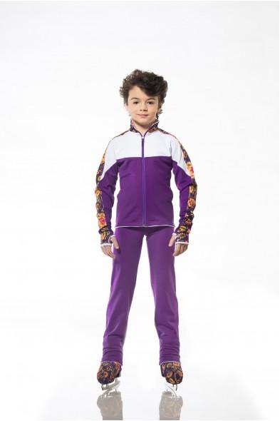 Термокостюм тренировочный для мальчика Хохлома-3